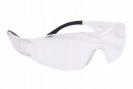 Okulary przeciwodpryskowe YSA7 gumowe zauszniki CE EN166