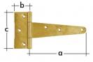 ZT - zawias trójkątny