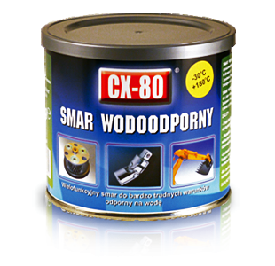 CX-80 SMAR WODOODPORNY