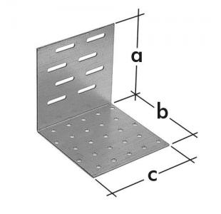 KMR - kątownik montażowy z regulacją